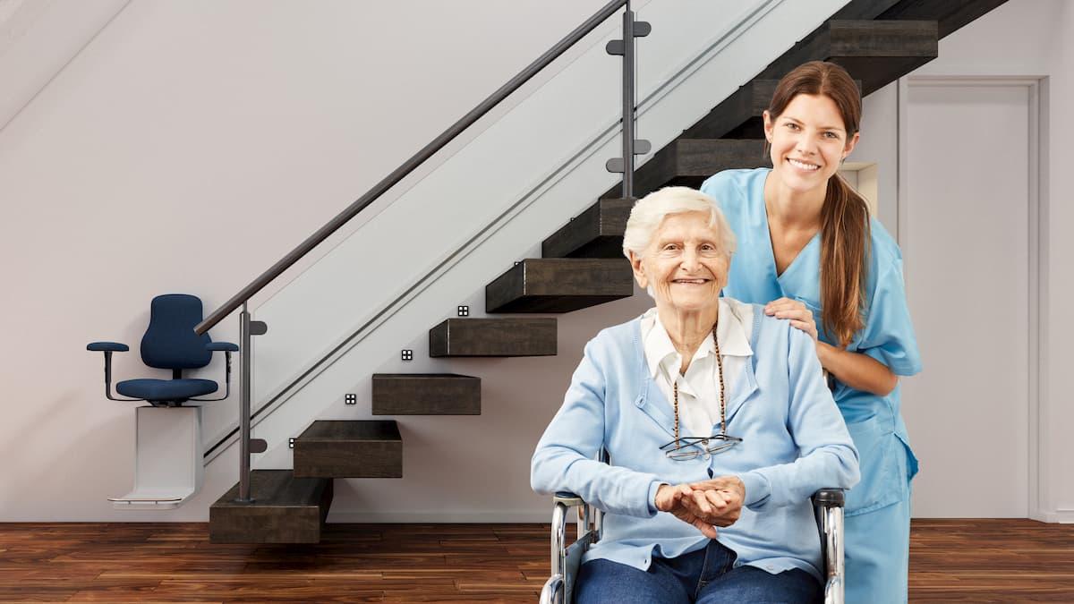 Quand est-ce qu'un monte-escalier devient une nécessité chez soi ?