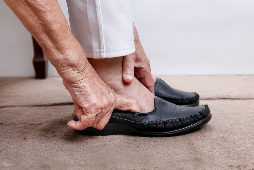 chaussures senior