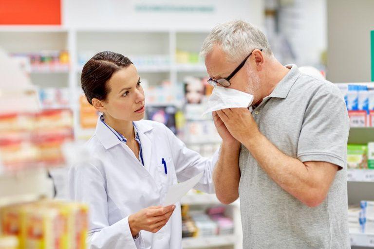 Coronavirus : les personnes âgées sont les plus à risque.